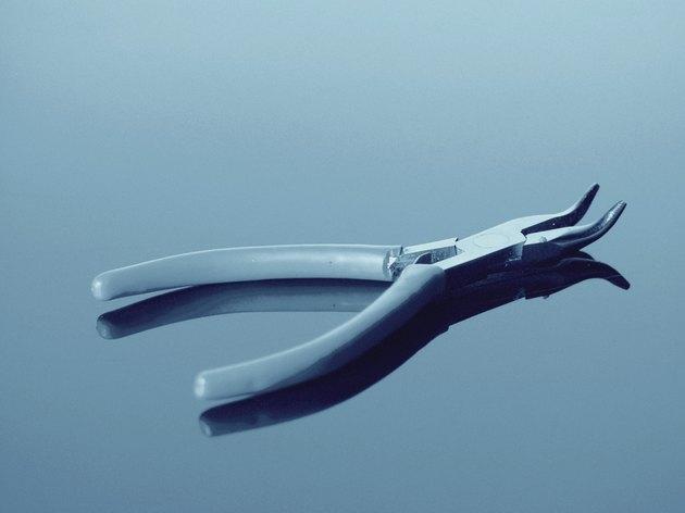 Pliers, close-up