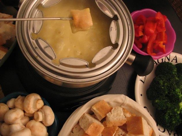 chees fondue