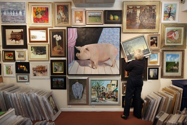 Exhibition Launched For The Royal Academy Summer Exhibition Rejects