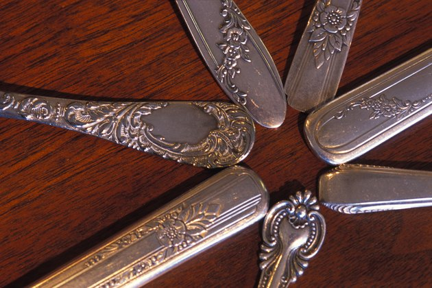 Antique utensils