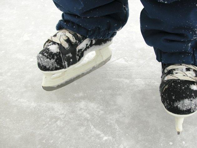 Ice hockey skates