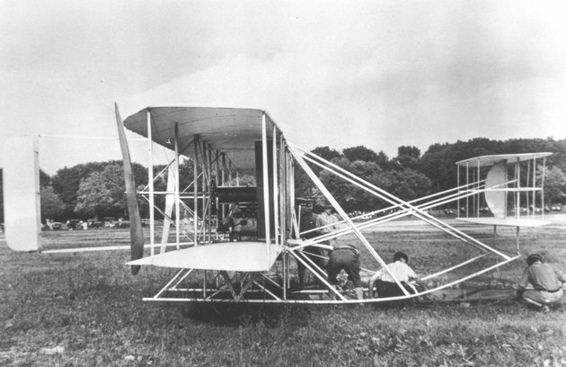 Wright Brothers' Military Flyer, 1909