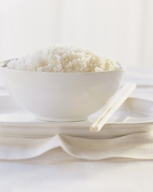 Still Life of a Bowl of Rice