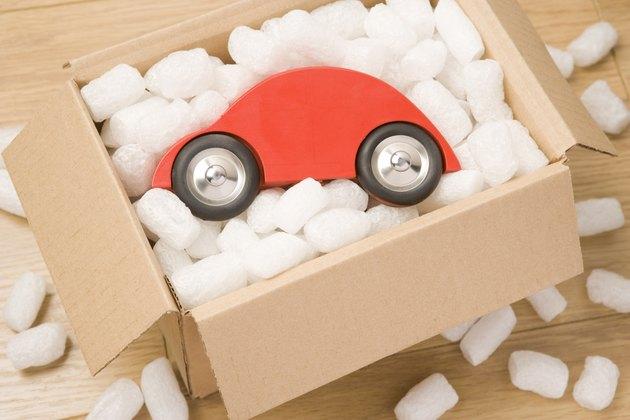 Car In A Box