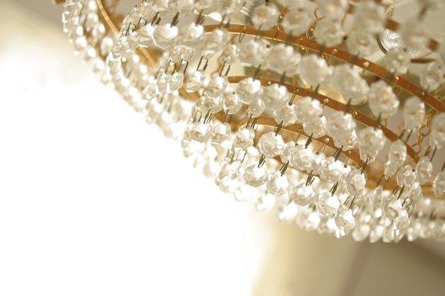 Grand chandelier