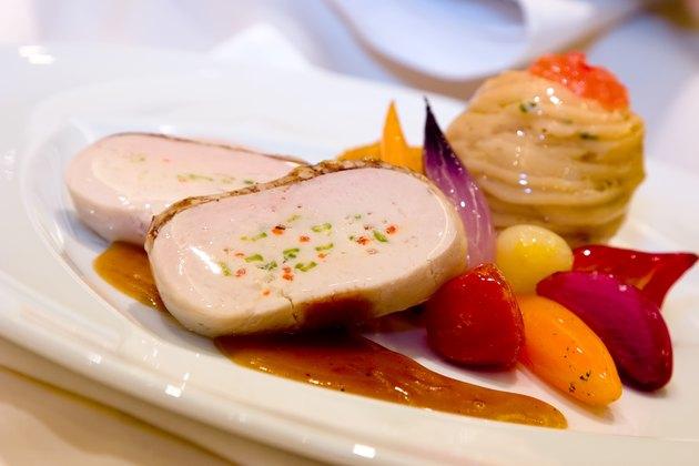 Pecan Crust Turkey Tenderloin