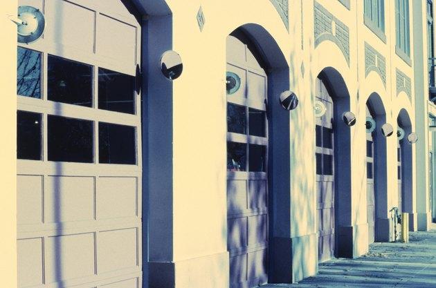 Garage Doors, building exterior