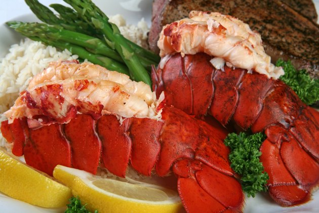 twin lobster tails