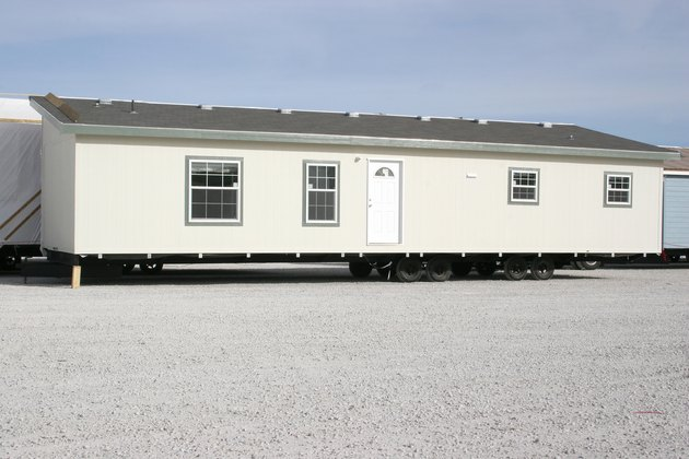 Manufactured House 2