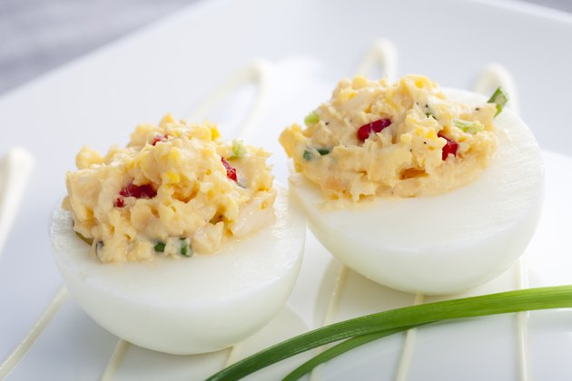 Gourmet Deviled Eggs