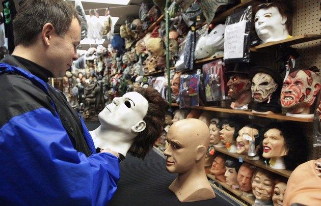 Consumers Prepare For Halloween