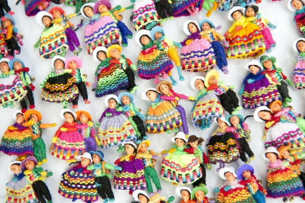 South American Worry Dolls
