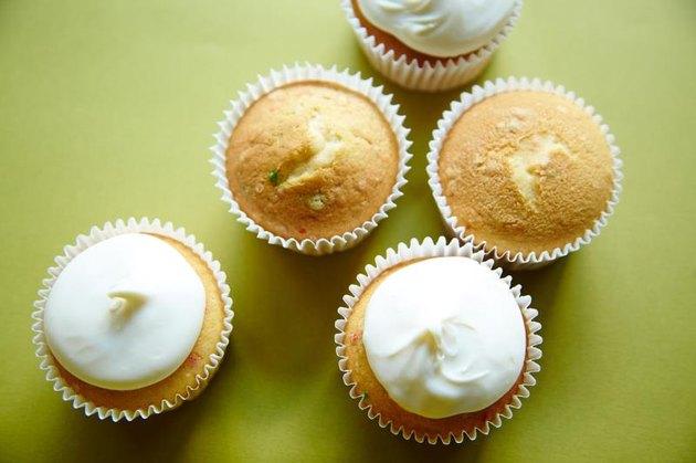 simple and sweet homemade cupcake