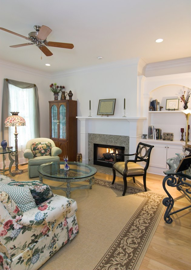 luxurious livingroom