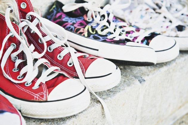 Colorful design sneaker shoes