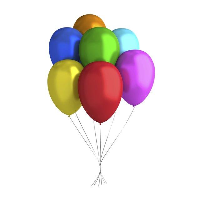 7 Balloons
