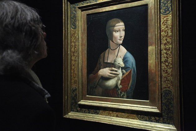 Renaissance Faces Exhibition Opens At Bode Museum
