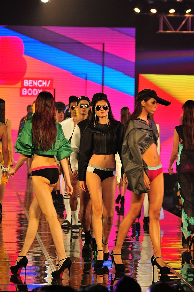 Philippines Fashion Week Holiday 2013 Day - 5