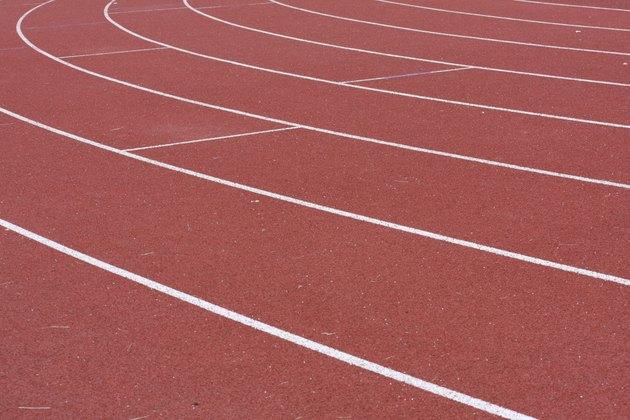 Running Track detail