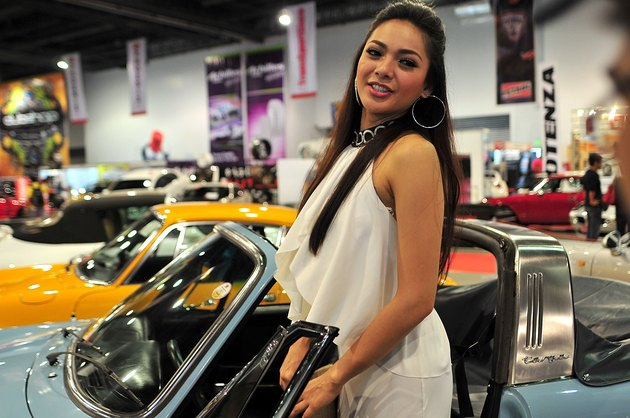 Philippines' Trans Sport Show Opens To The Public