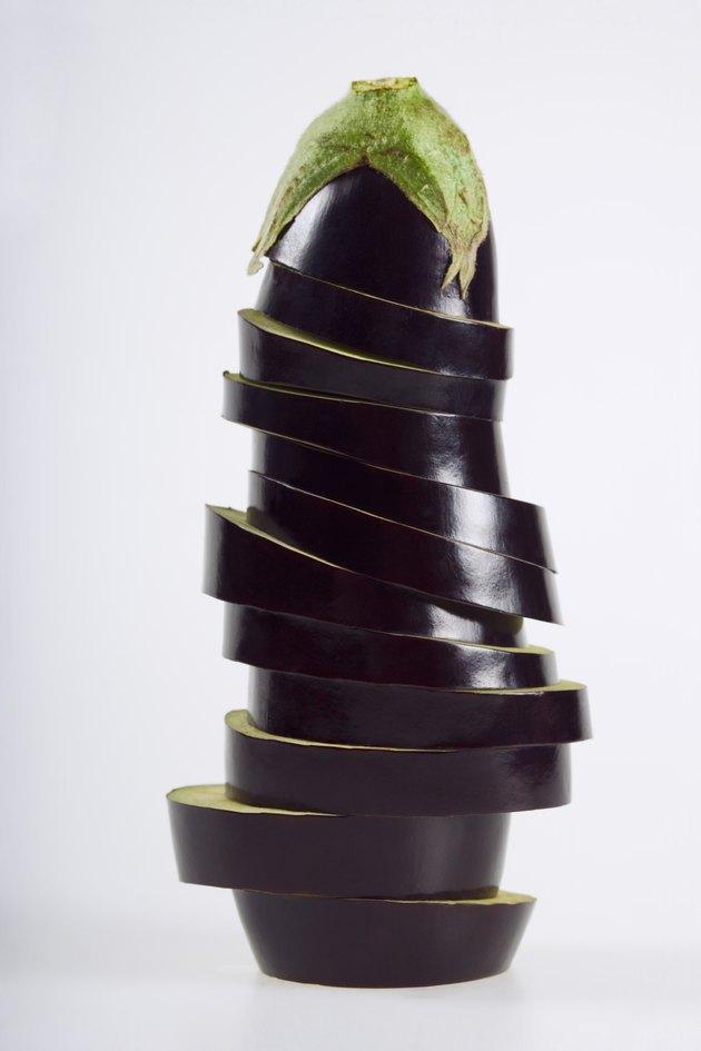 Aubergine eggplant