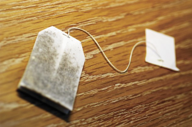 Single tea bag