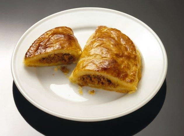 Sausagemeat pasty