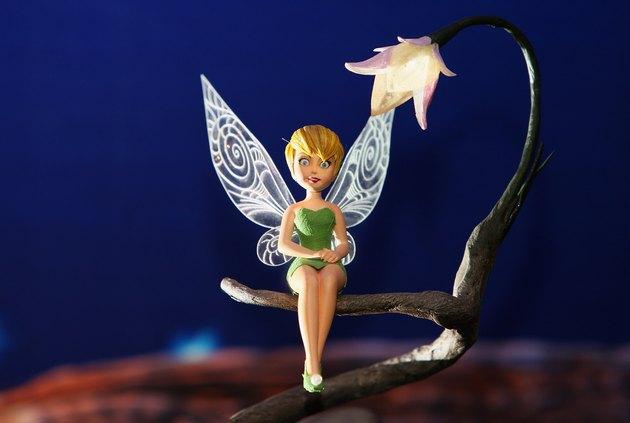 Tinker Bell - Waxwork Unveiling