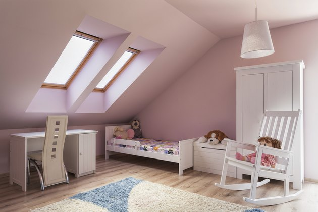 Urban apartment - kids room