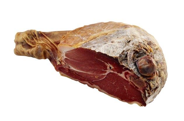 French Smoked Ham