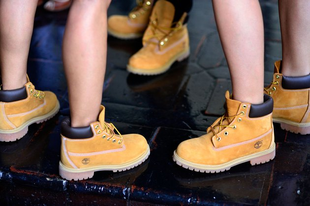 Timberland History, Heritage And Fall 2013 Collection Dinner At Chateau Marmont