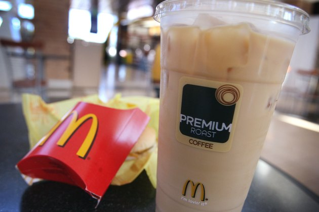 McDonald's Posts Strong Quarterly Earnings