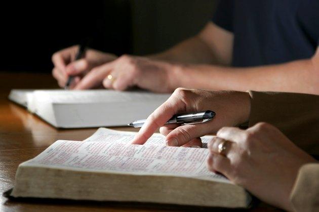 Bible Study Couple
