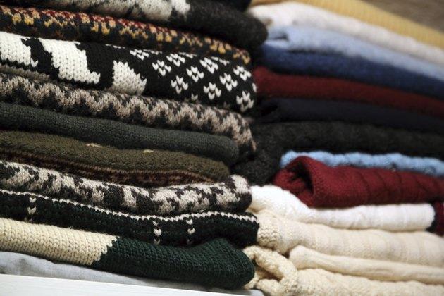 Seasonal Sweaters