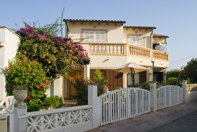 Typical bungalow in Majorca