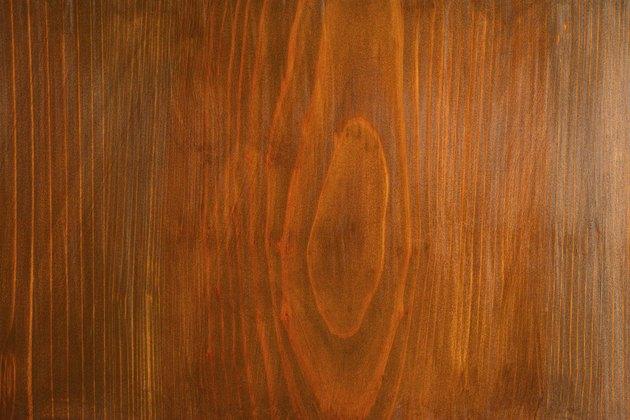 Grain of board wall