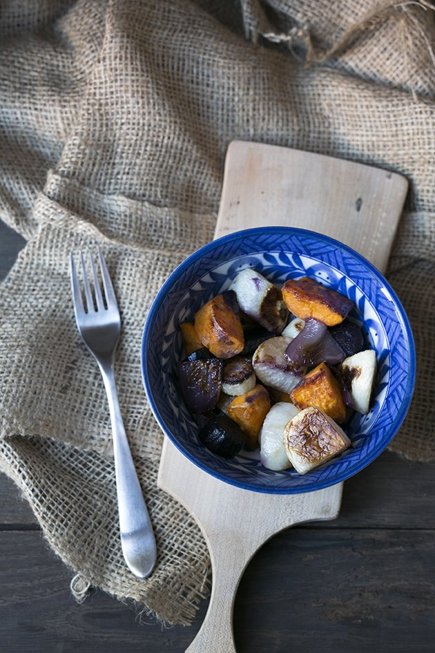 How to Roast Root Vegetables | eHow