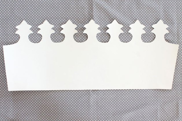 cut crown pattern