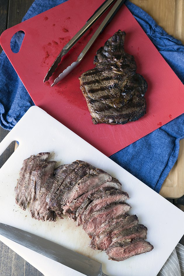 How to Grill Absolutely Perfect Steaks Using Your Gas Barbeque | eHow