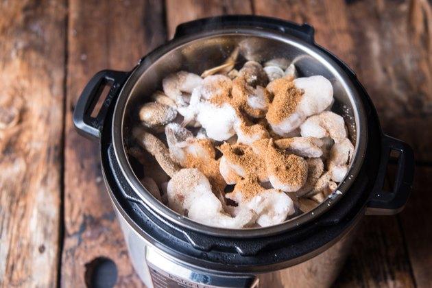 Instant Pot Seafood Boil