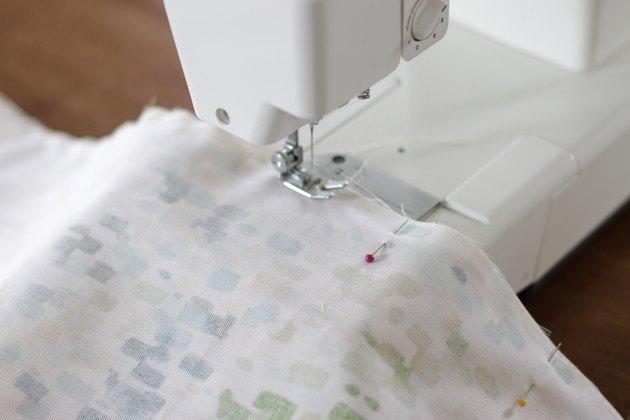 sew around 3 sides