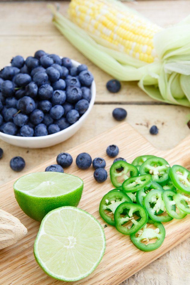 blueberry lime jalapeno salsa ingredients