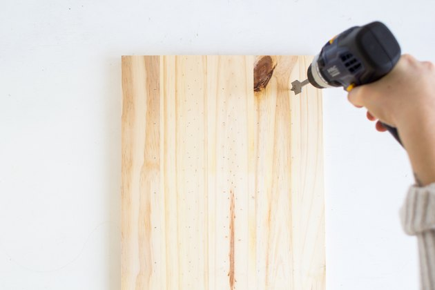 How to Make Your Own Peg Board