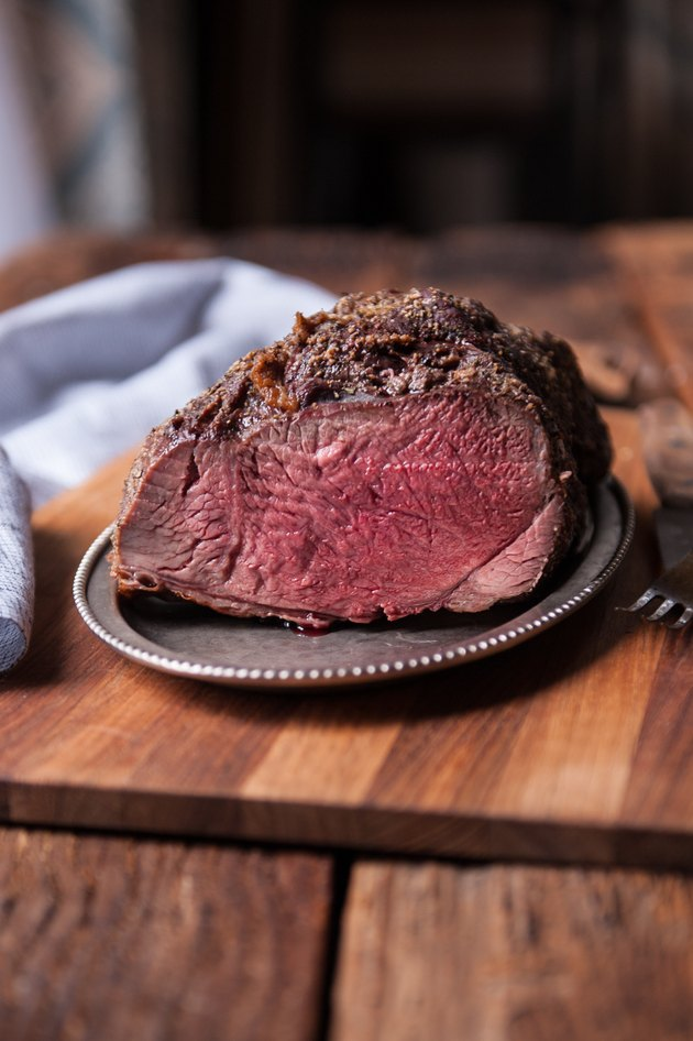 How to Cook a Beef Rib Eye Roast