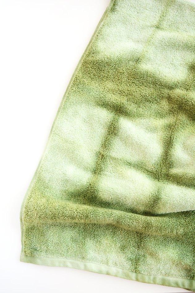 Grid dye pattern.