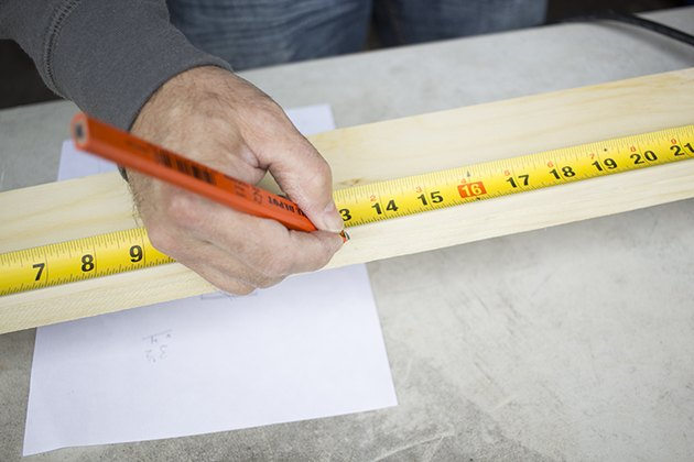 Measure Wood