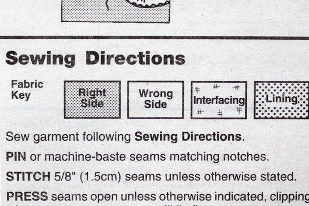 fabric key diagram