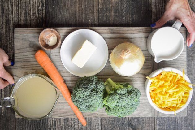 How to Make Panera's Broccoli Cheddar Soup