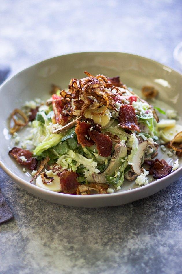 Steakhouse-Style House Salad