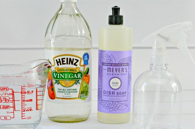 Streak-Free Window Cleaner - Ingredients